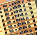 1-комнатная квартира, 45 кв.м., 4/9 этаж, новостройка